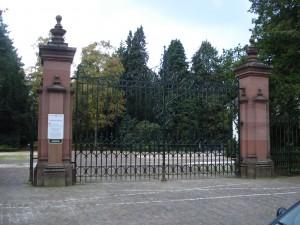 Ingang Westerbegraafplaats