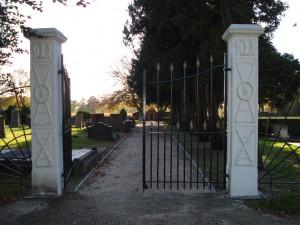 kleine ingang