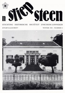 Cover n 'Sliepsteen 4