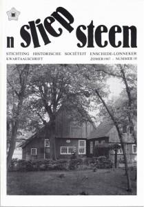 Cover n Sliepsteen 10 zomer 1987