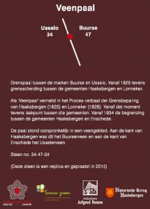 infobord Veenpaal