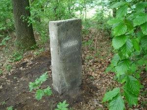 steen aan het Lonnekermeer (3)