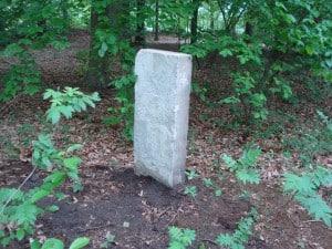 steen aan het Lonnekermeer (4)