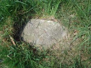steen bij Voogd