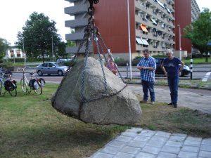 steen bij Groot Peter
